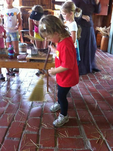 LHF: Broom shop 2