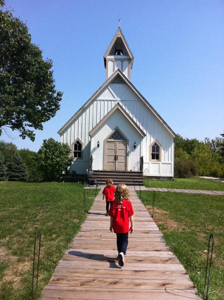 LHF: Church