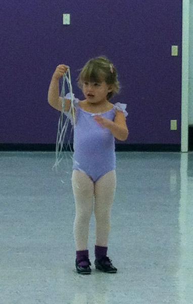 Katie dance